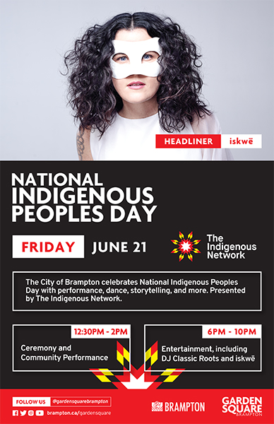 National Indigenous Peoples Day Poster