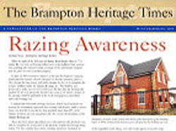 The Brampton Heritage Times