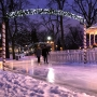 Outdoor Skating at Gage Park
