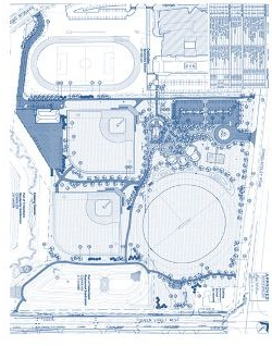 Community Park Architectural Drawing