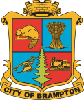 City of Brampton Crest