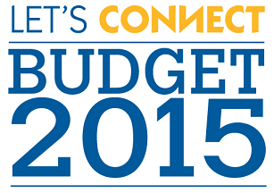 Let's Connect Budget 2015