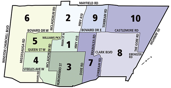 New Ward Boundaries 2014