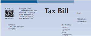 Toronto Property Tax Contact