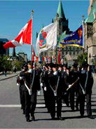 Honour Guards in Ottawa
