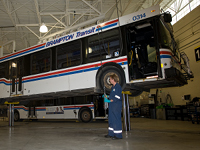Transit Facility Tours