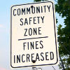 Community Safety Zone