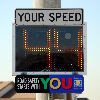 Speed Display Board
