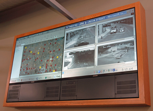 Traffic Management Control Centre