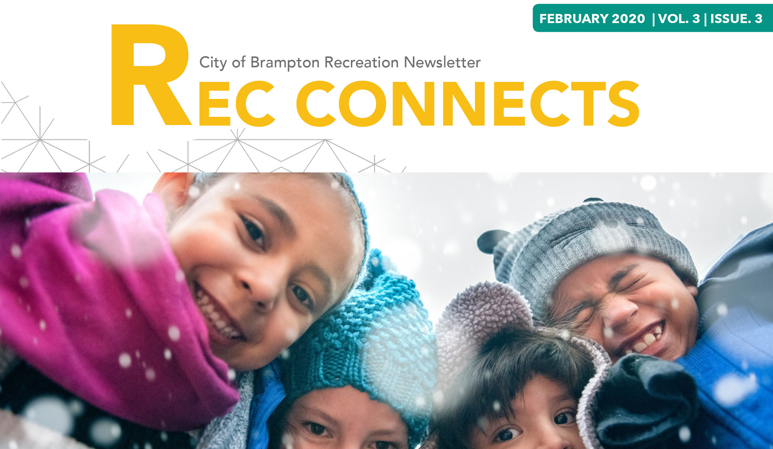 Rec Connects Newsletter Cover