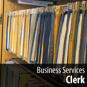 Business Services Clerk