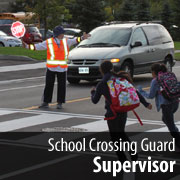 Crossing Guard Supervisor