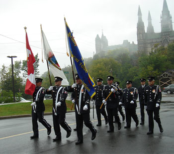 Honour Guards Ottawa 5