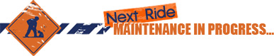 Maintenance for Next Ride