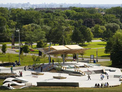 Award Winning Chinguacousy Skatepark