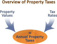 Overview of Property Taxes Image