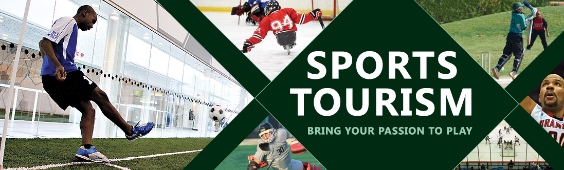 Sports Tourism - Page Header Image