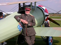great war flying museum