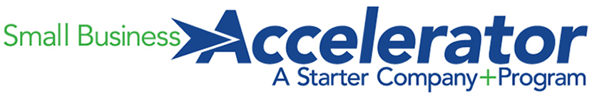 Small Business Accelerator Logo