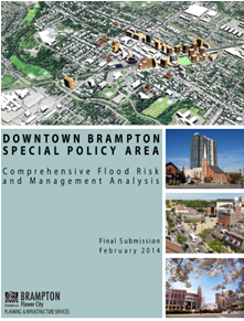 Downtown Brampton Special Policy Area