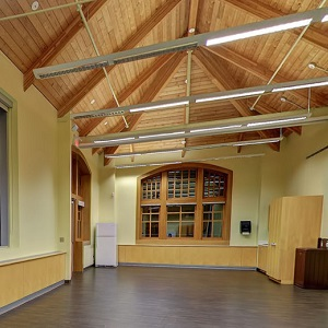Community Gatherings, Hall and Room Rentals