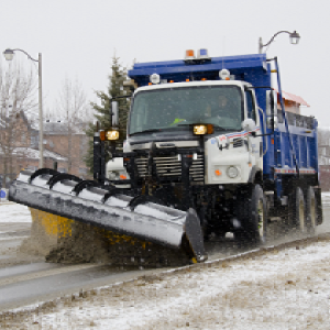 Snow Clearing Operations