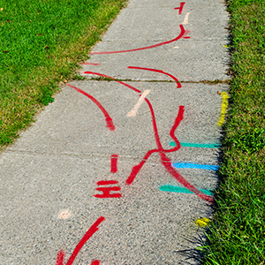 Utility Markings