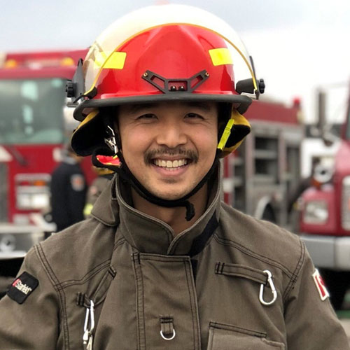 John, Brampton Fire and Emergency Services Recruitment