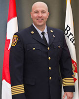 Fire Chief, Bill Boyes